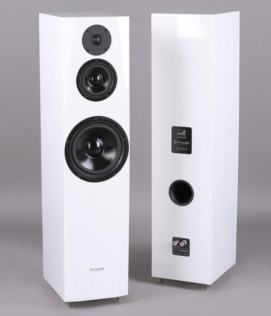 PylonAudioSapphire31StereoLifeEditionBack