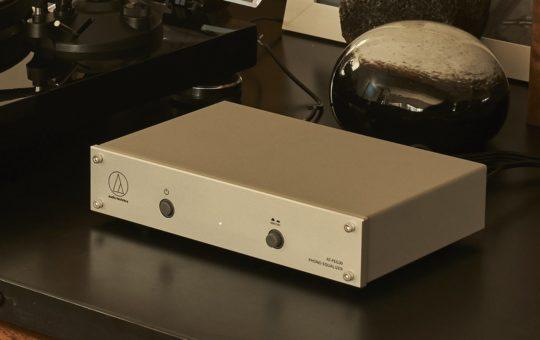 Previo de fono Audio-Technica AT-PEQ30